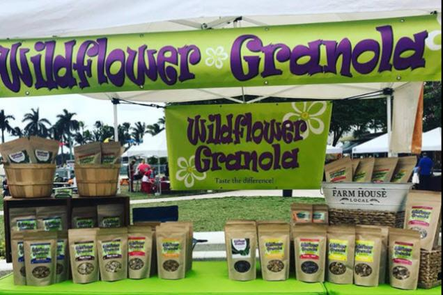 Wildflower Granola