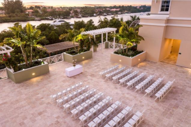Wyndham Grand Jupiter Harbourside Weddings 3