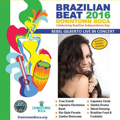 Multi-cultural events - Brazilian Beat - Boca Raton