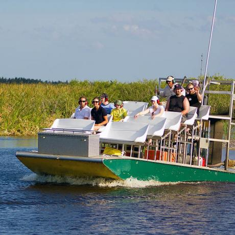 Loxahatchee Airboat Tours