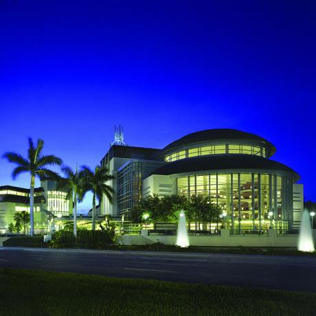 The Kravis Center, West Palm Beach FL