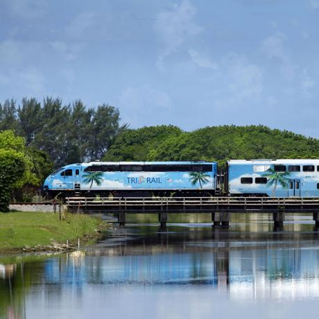 Getting There on Tri-Rail