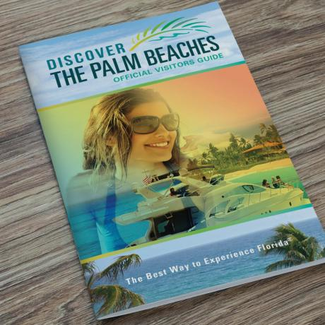 Guia de visitantes oficial das The Palm Beaches