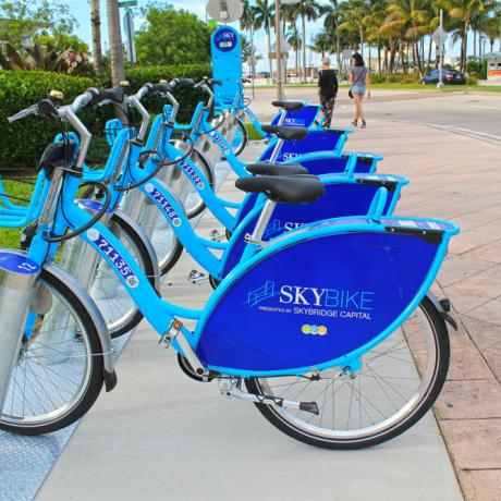 skybikes Downtown West Palm Beach