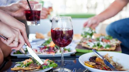 Great places for adults to eat and drink