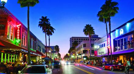 Clematis Street, West Palm Beach