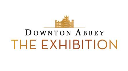 Downton Abbey: The Exhibition logo