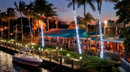 Best Restaurants For Outdoor Dining In South Florida
