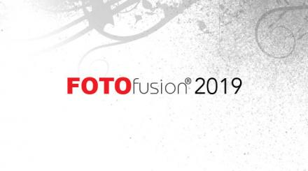 Logo FotoFusion evento 2019
