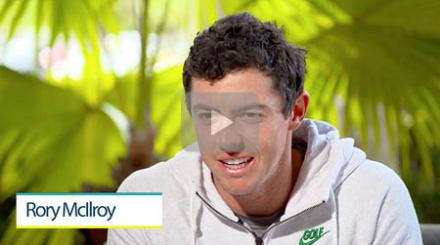 Rory Mcilroy über The Palm Beaches