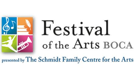 Festival of the Arts Boca-logo