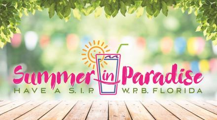 Summer in Paradise - July