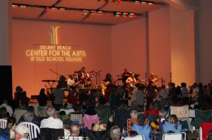 Delray Center for the Arts concert
