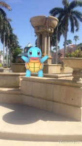 Catch 'Em All in the Sand   Discover the Palm Beaches
